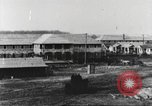 Image of American military base camp World war 1 Europe, 1917, second 7 stock footage video 65675063076