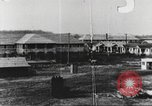Image of American military base camp World war 1 Europe, 1917, second 9 stock footage video 65675063076
