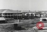 Image of American military base camp World war 1 Europe, 1917, second 10 stock footage video 65675063076