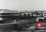 Image of American military base camp World war 1 Europe, 1917, second 11 stock footage video 65675063076