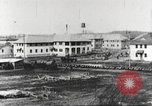 Image of American military base camp World war 1 Europe, 1917, second 22 stock footage video 65675063076