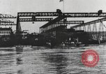 Image of harbor in Europe Europe, 1917, second 2 stock footage video 65675063077