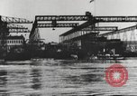 Image of harbor in Europe Europe, 1917, second 4 stock footage video 65675063077