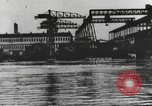 Image of harbor in Europe Europe, 1917, second 7 stock footage video 65675063077