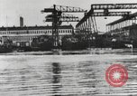 Image of harbor in Europe Europe, 1917, second 8 stock footage video 65675063077