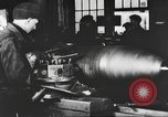 Image of American armament factory World War 1 United States USA, 1917, second 35 stock footage video 65675063078