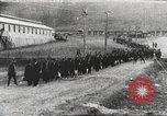Image of new US Army recruits at World War 1 training camp United States USA, 1917, second 1 stock footage video 65675063079