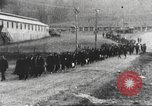 Image of new US Army recruits at World War 1 training camp United States USA, 1917, second 2 stock footage video 65675063079
