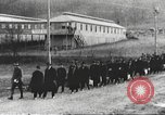 Image of new US Army recruits at World War 1 training camp United States USA, 1917, second 5 stock footage video 65675063079