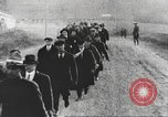 Image of new US Army recruits at World War 1 training camp United States USA, 1917, second 6 stock footage video 65675063079