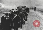 Image of new US Army recruits at World War 1 training camp United States USA, 1917, second 7 stock footage video 65675063079