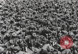 Image of new US Army recruits at World War 1 training camp United States USA, 1917, second 14 stock footage video 65675063079