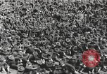 Image of new US Army recruits at World War 1 training camp United States USA, 1917, second 15 stock footage video 65675063079