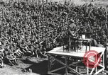 Image of new US Army recruits at World War 1 training camp United States USA, 1917, second 18 stock footage video 65675063079