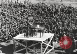 Image of new US Army recruits at World War 1 training camp United States USA, 1917, second 19 stock footage video 65675063079