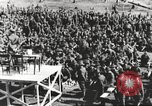 Image of new US Army recruits at World War 1 training camp United States USA, 1917, second 20 stock footage video 65675063079