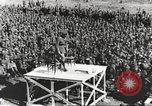 Image of new US Army recruits at World War 1 training camp United States USA, 1917, second 21 stock footage video 65675063079