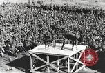 Image of new US Army recruits at World War 1 training camp United States USA, 1917, second 22 stock footage video 65675063079