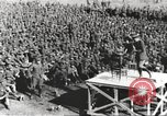 Image of new US Army recruits at World War 1 training camp United States USA, 1917, second 23 stock footage video 65675063079