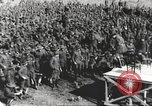 Image of new US Army recruits at World War 1 training camp United States USA, 1917, second 25 stock footage video 65675063079