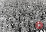Image of new US Army recruits at World War 1 training camp United States USA, 1917, second 29 stock footage video 65675063079