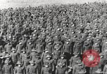Image of new US Army recruits at World War 1 training camp United States USA, 1917, second 36 stock footage video 65675063079