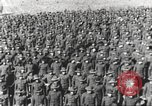 Image of new US Army recruits at World War 1 training camp United States USA, 1917, second 37 stock footage video 65675063079