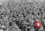 Image of new US Army recruits at World War 1 training camp United States USA, 1917, second 38 stock footage video 65675063079