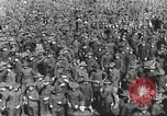 Image of new US Army recruits at World War 1 training camp United States USA, 1917, second 41 stock footage video 65675063079