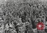 Image of new US Army recruits at World War 1 training camp United States USA, 1917, second 42 stock footage video 65675063079