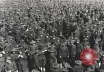 Image of new US Army recruits at World War 1 training camp United States USA, 1917, second 43 stock footage video 65675063079