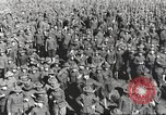 Image of new US Army recruits at World War 1 training camp United States USA, 1917, second 45 stock footage video 65675063079