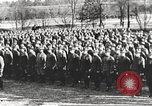 Image of US Army training camp World War 1 United States USA, 1917, second 10 stock footage video 65675063082