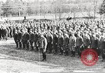 Image of US Army training camp World War 1 United States USA, 1917, second 12 stock footage video 65675063082