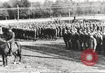 Image of US Army training camp World War 1 United States USA, 1917, second 14 stock footage video 65675063082