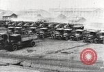 Image of US Army vehicles in World War 1 United States USA, 1917, second 2 stock footage video 65675063083