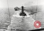 Image of Allied navy ships in World War 1 Europe, 1917, second 4 stock footage video 65675063085