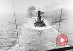 Image of Allied navy ships in World War 1 Europe, 1917, second 9 stock footage video 65675063085