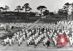 Image of US Navy sailor training for World War 1 United States USA, 1917, second 26 stock footage video 65675063086