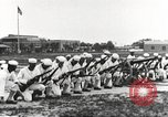 Image of US Navy sailor training for World War 1 United States USA, 1917, second 39 stock footage video 65675063086
