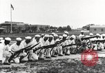 Image of US Navy sailor training for World War 1 United States USA, 1917, second 40 stock footage video 65675063086