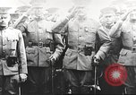 Image of John Pershing reviews forces in France France, 1917, second 7 stock footage video 65675063088