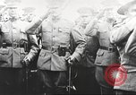 Image of John Pershing reviews forces in France France, 1917, second 9 stock footage video 65675063088