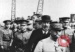 Image of John Pershing reviews forces in France France, 1917, second 19 stock footage video 65675063088