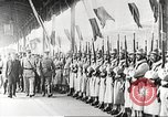 Image of John Pershing reviews forces in France France, 1917, second 20 stock footage video 65675063088