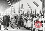 Image of John Pershing reviews forces in France France, 1917, second 23 stock footage video 65675063088