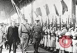 Image of John Pershing reviews forces in France France, 1917, second 24 stock footage video 65675063088