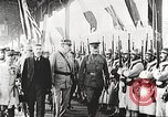 Image of John Pershing reviews forces in France France, 1917, second 25 stock footage video 65675063088