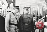 Image of John Pershing reviews forces in France France, 1917, second 29 stock footage video 65675063088