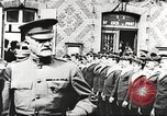 Image of John Pershing reviews forces in France France, 1917, second 34 stock footage video 65675063088